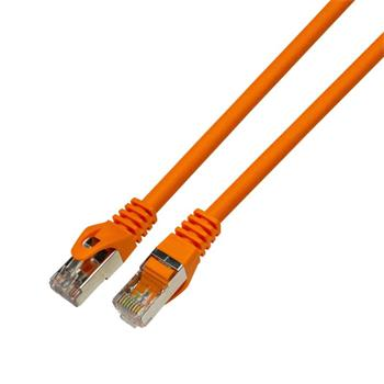 Patchkabel CAT7 PIMF RJ45 0,25m