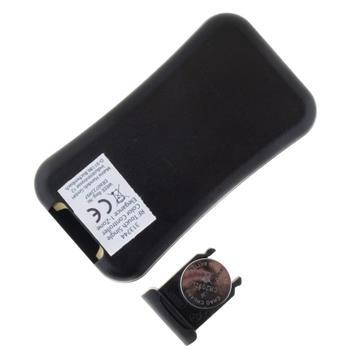 Elegance LED Fernbedienung Touch 2,4GHz Weiss für einfarbige LED Streifen 2-Pin