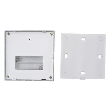 Elegance LED 4-Zone Wand Touch Panel Controller Funk 3V für einfarbige LED Streifen 2-Pin
