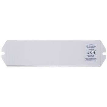Elegance RGB RGBW LED 4-Zone Empfänger 12...36V 720W für Farbwechsel Streifen 4-Pin + 5-Pin