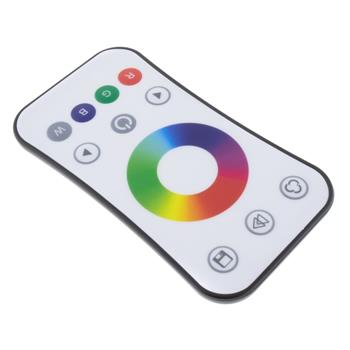 Elegance RGB RGBW LED Remote control touch 4-Zone 2,4GHz White RGB+W