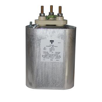 Blindstromkondensator 3 Phasen 3x 308µF 56,2kvar 440V Vishay ESTAdry PHMKDG44,3,5
