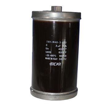 Öl Kondensator 3µF 6000V ICAR ICAR THY-W4B-3-600