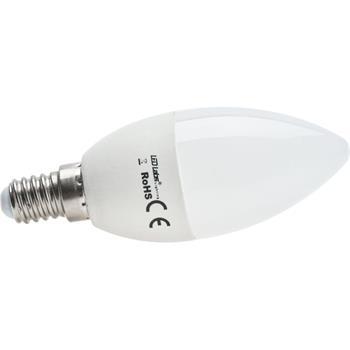 LED Kerze E14 7W 540lm Lampe 180° 37x108mm 230V AC SMD 2835 CRI80+