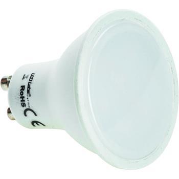 LED Spotlight GU10 3W 220lm Lampe 120° 50x55mm 230V AC SMD 2835 CRI80+
