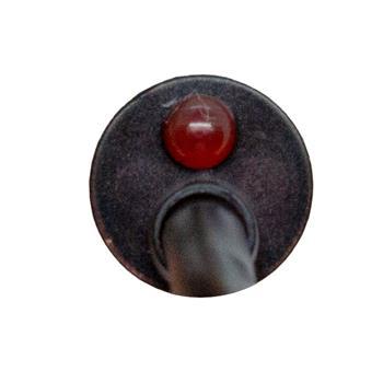 Näherungsschalter Kapazitiv 8mm M8 PNP Schließer 6...36V DC IP67 Sensor Messing vernickelt -30...+65