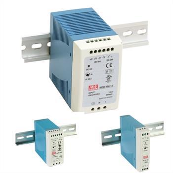 MeanWell Netzteile MDR-Serie / Schaltnetzteile 5V 12V 15V 24V 48V