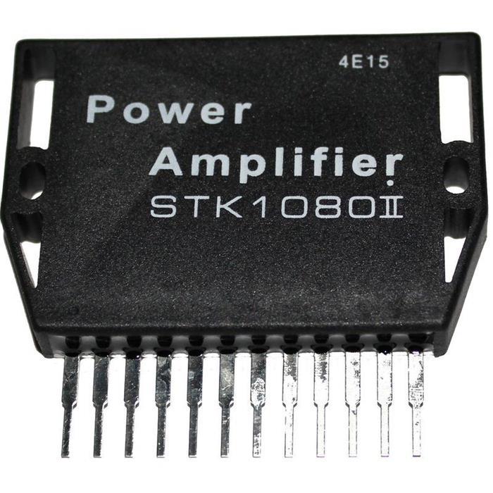 Hybrid-IC stk1080ii; Power audio amp