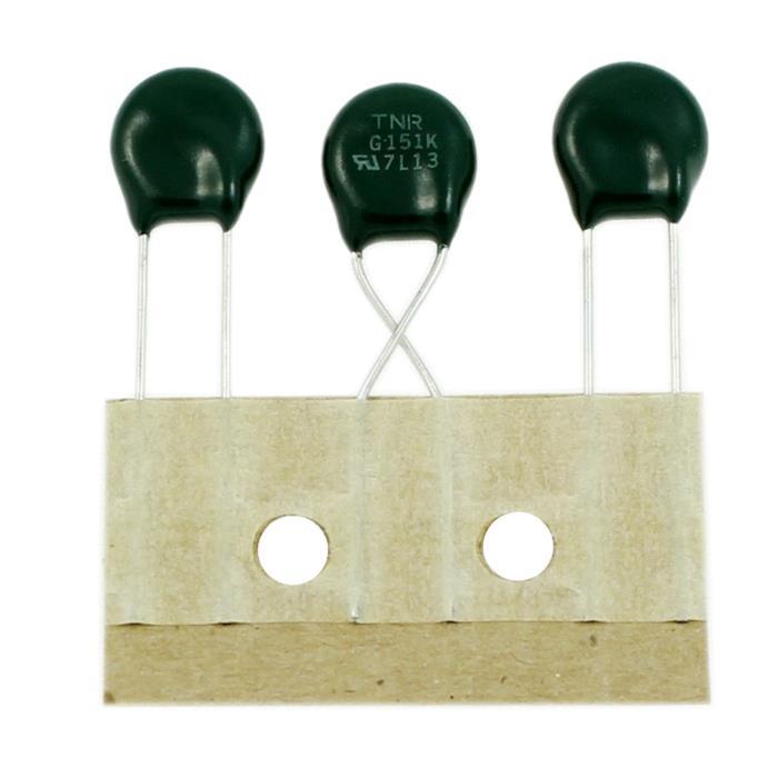 Varistor TNR9G151K-T4 150V 200mW RM7,5 11x9m United Chemi-Con TNR9G151K-T4