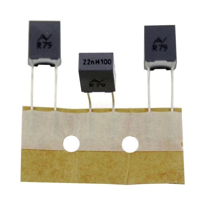 MKP Folien Kondensator Radial 0,022µF 100V DC Arcotronics R79EC2220ZA04H 22nF