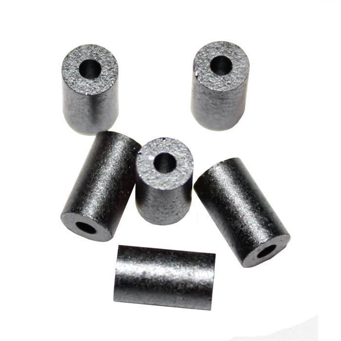 Ferritkern Ø1=6mm Ø2 = 1,2mm Höhe = 3,5mm Kitagawa RI3,5-6-1,2