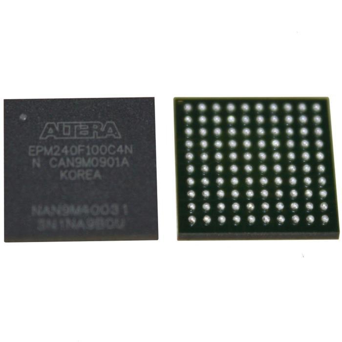 FPGA IC Altera EPM240F100C4N LBGA-100 (SMD)