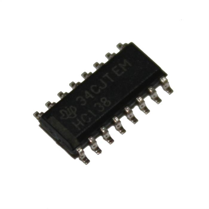 CMOS Hex inverting Schmitt Trigger IC Philips 74HCT140 SO-14 (SMD)