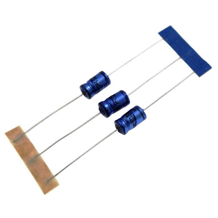 Elko Kondensator Axial 22µF 63V 85°C 222202128229 22uF