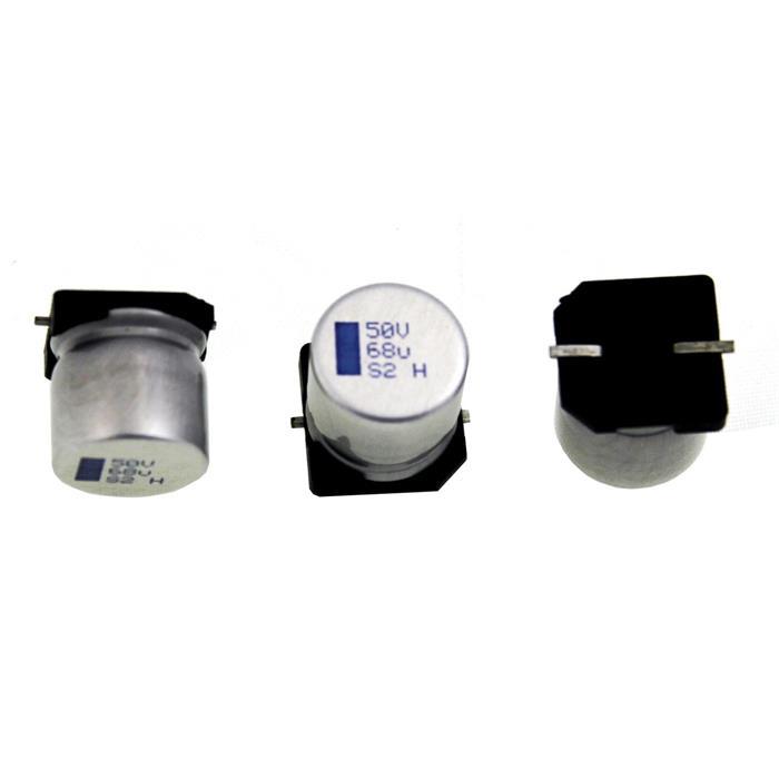 SMD Elko Kondensator 68µF 50V 105°C ; 222214095101 ; 68uF