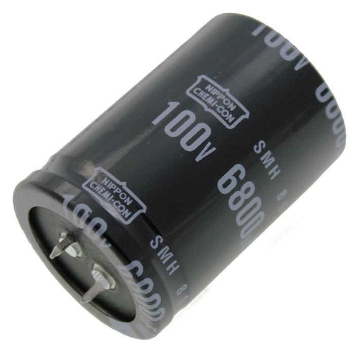 Snap-In Elko Kondensator 6800µF 100V 85°C ; ESMH101VSN682MA50T ; 6800uF