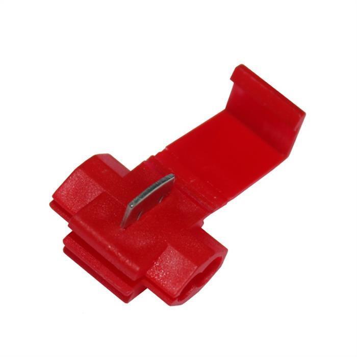 Abzweigverbinder vollisoliert 0,5-1,5mm² Rot Stromdieb Japaner Kupfer verzinnt