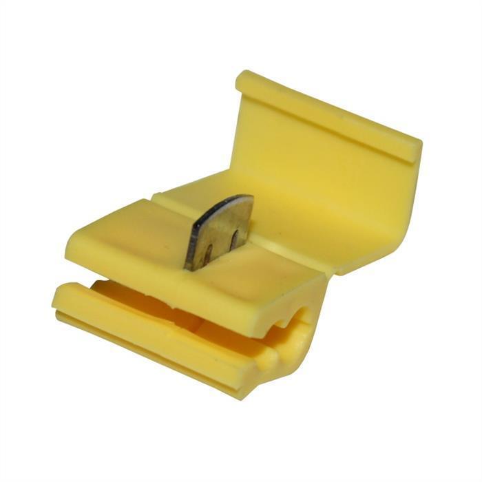 Abzweigverbinder vollisoliert 4-6mm² Gelb Stromdieb Japaner Kupfer verzinnt