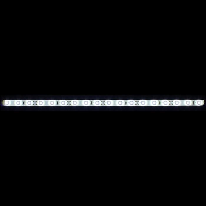 LED Streifen 50cm ; 5V Wasserfest IP65 30LEDs ; Kalt Weiß 6000K