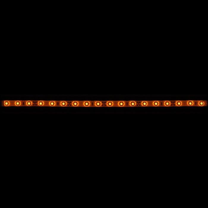 0,5m (50cm) LED Streifen Band Leiste 5V Gelb IP65 30LEDs 60LED/m SMD3528