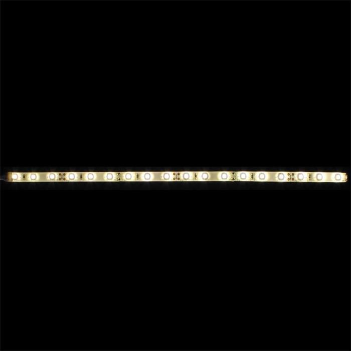 0,3m (30cm) LED Streifen Band Leiste 12V Warm-Weiß 3000K IP65 18LEDs 60LED/m SMD3528