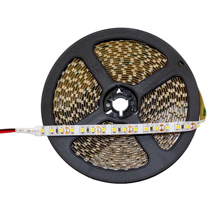 LED Streifen Band Leiste 500cm 5m ; 12V IP20 600LEDs