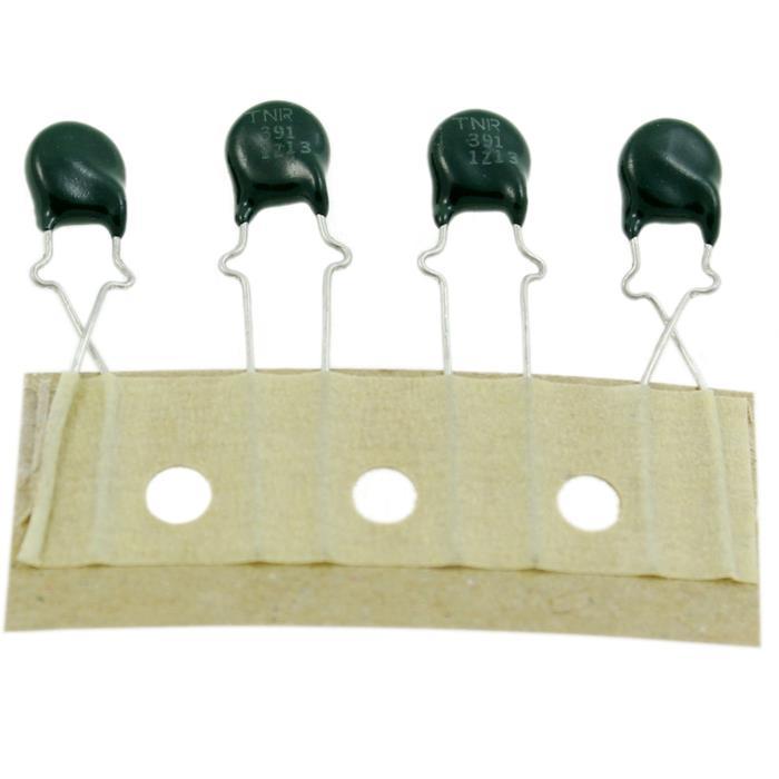 Varistor S05K50 50V 100mW RM5 d5x3mm United Chemi-Con TNR7G391K-T3