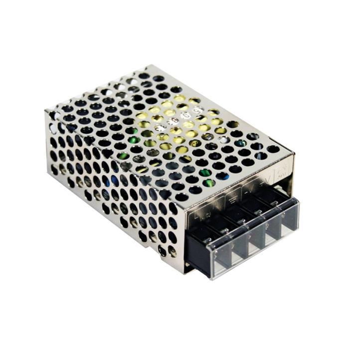 Schaltnetzteil / Netzteil 26,4W 24V 1,1A ; MeanWell, RS-25-24