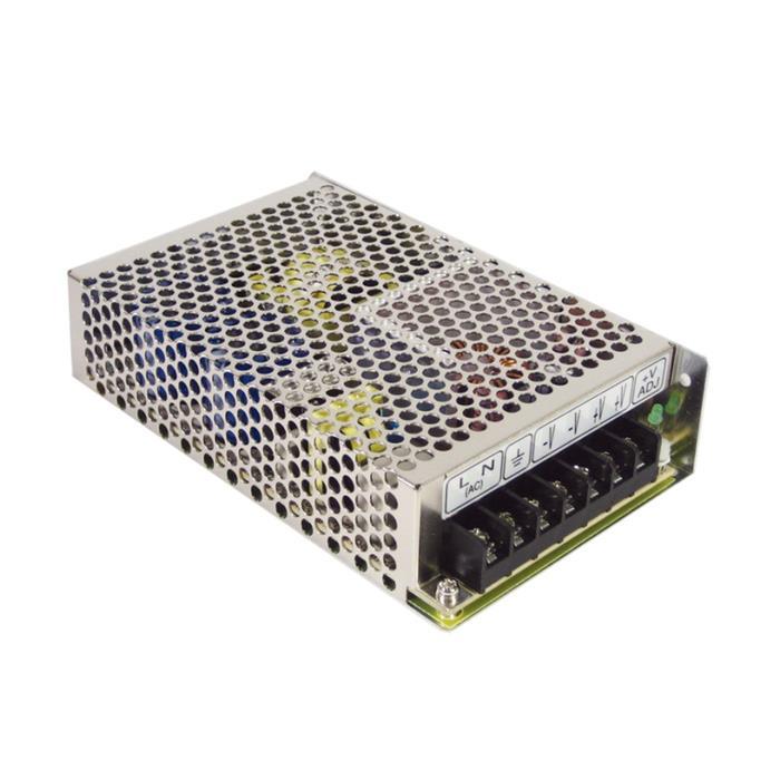 Schaltnetzteil / Netzteil 108W 24V 4,5A ; MeanWell, RS-100-24