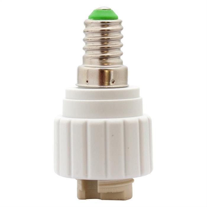 E14 -> G9 LED Lampensockel Adapter Fassung Konverter Lampe