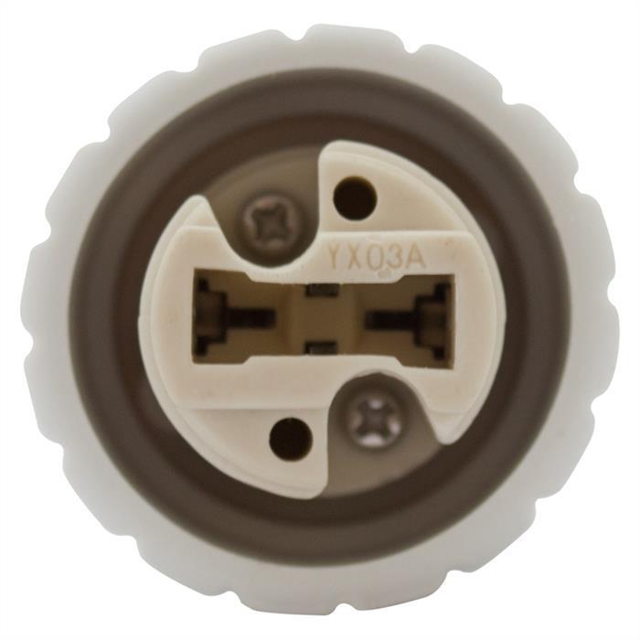 E27 -> G9 LED Lampensockel Adapter Fassung Konverter Lampe