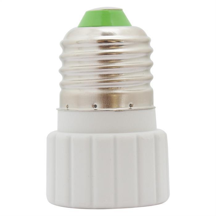 E27 -> GU10 LED Lampensockel Adapter Fassung Konverter Lampe