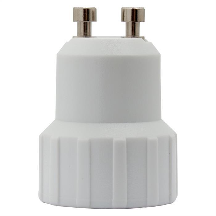 LED Lampensockel Adapter GU10 auf E14 Fassung Konverter