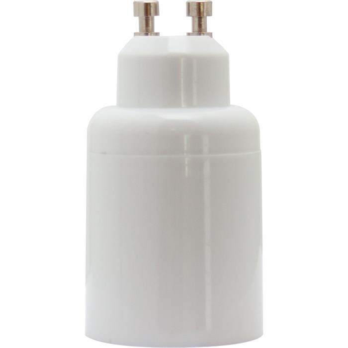GU10 -> E27 LED Lampensockel Adapter Fassung Konverter Lampe