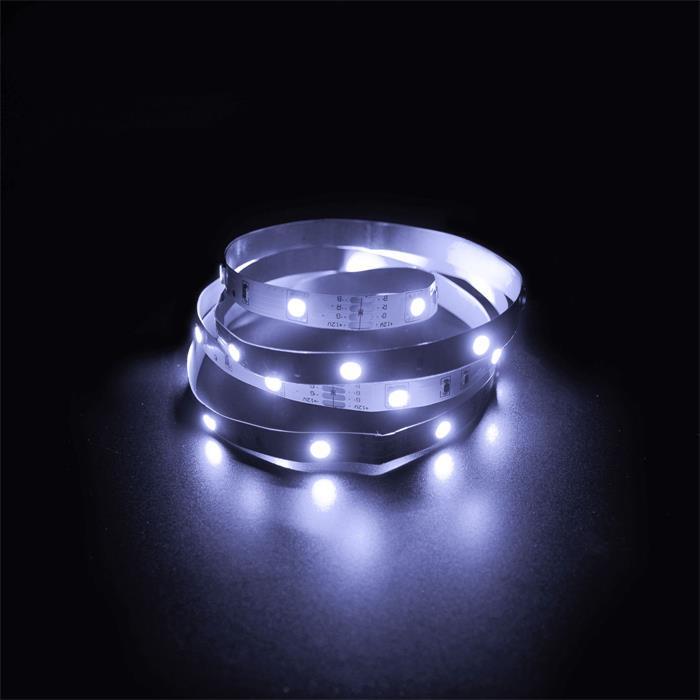 RGB LED Streifen Band Leiste 500cm 5m ; 12V IP20 150LEDs 5050