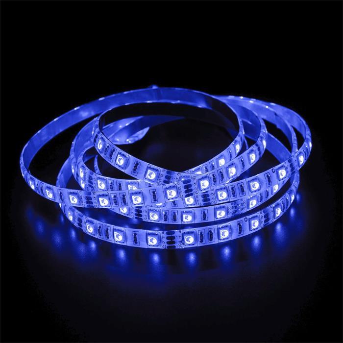 5m (500cm) RGB LED Streifen Band Leiste 12V IP65 300LEDs 60LED/m SMD5050