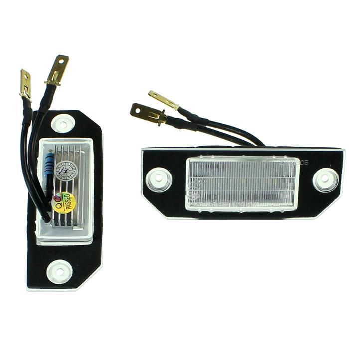 Kennzeichenbeleuchtung LED passend für Ford Focus 2, C-Max