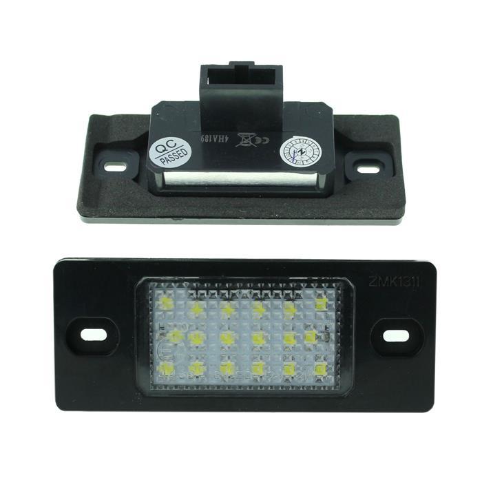 Kennzeichenbeleuchtung LED passend für VW Tiguan, Touareg 1