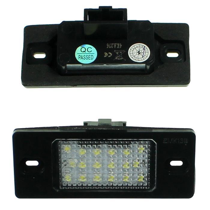 Kennzeichenbeleuchtung LED passend für VW Golf 5 Variant, Passat Variant