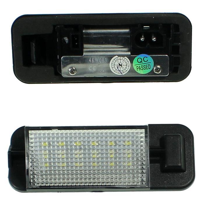 Kennzeichenbeleuchtung LED passend für BMW 3er E36 - all models