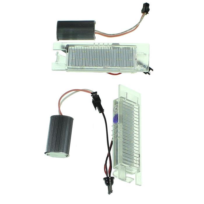 Kennzeichenbeleuchtung LED passend für Opel