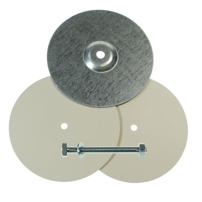 Ringkerntrafo Montageset 110mm - Montagezubehör, Befestigung, Zubehör