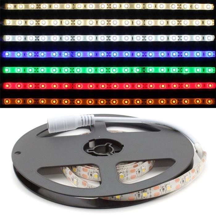 LED Streifen 100cm ; 5V Wasserfest IP65 60LEDs