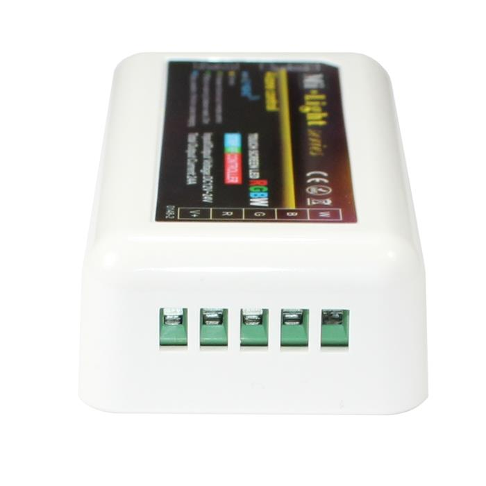 RGBW RGB+W MiLight 4-Zone Controller - WLAN + RF 2,4GHz kompatibel