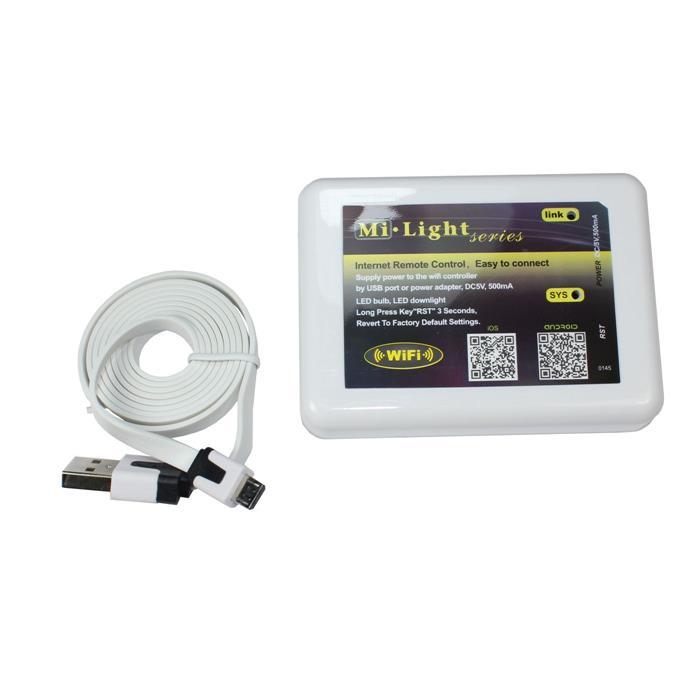 LED RGB RGB+W MiLight WLAN Controller für viele verschiedene MiLight Produkte