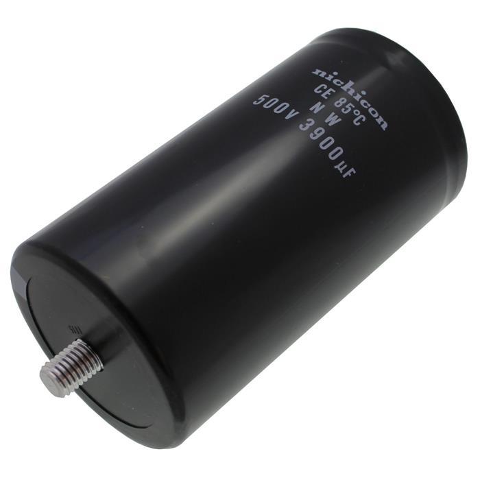 Schraub Elko Kondensator 3900µF 500V 85°C ; LNW2H392MTEBZS ; 3900uF