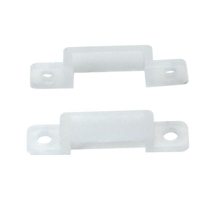 LED Montageclip Befestigung Brücke Schelle Halterung für 14mm LED Streifen