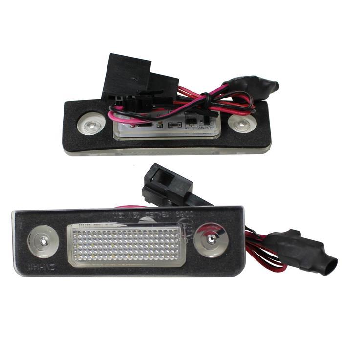 Kennzeichenbeleuchtung LED passend für Skoda Octavia 1Z, Roomster 5J