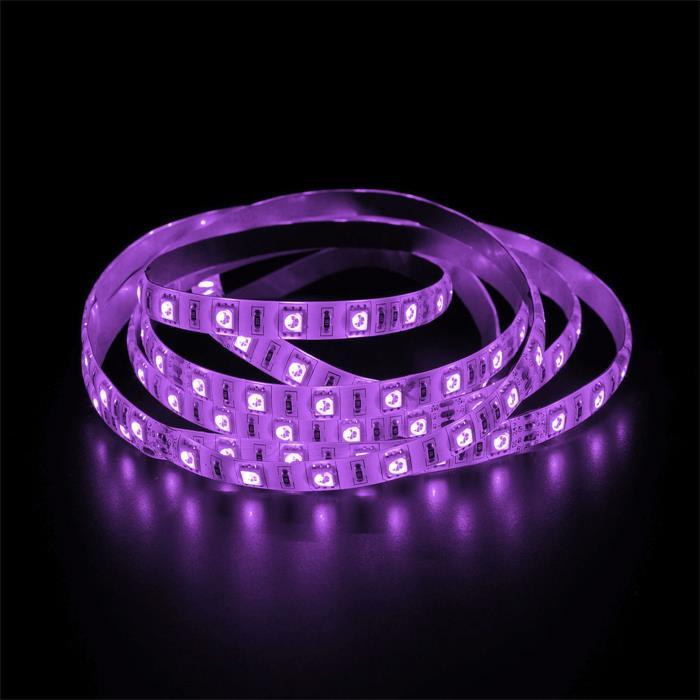RGB LED Streifen Band Leiste 500cm 5m ; 24V IP65 300LEDs 5050