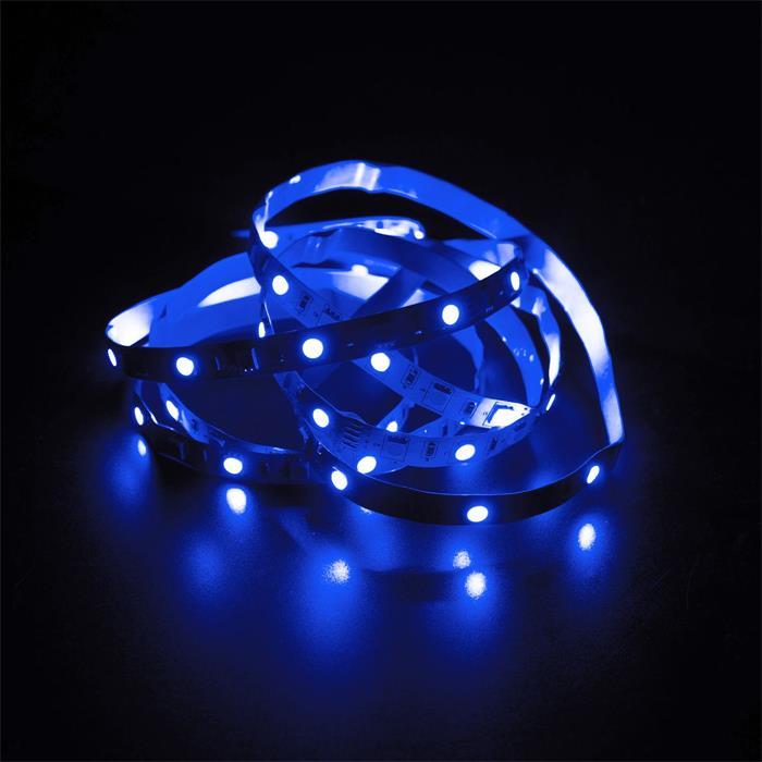5m (500cm) RGBWW 3000K LED Streifen Band Leiste 12V IP20 300LEDs 60LED/m SMD5050